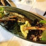 Fish platter 'Toranj'
