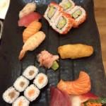 Koyama sushi & sashimi platter