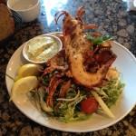 Lobster, innit.