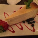 World Famous Cheesecake